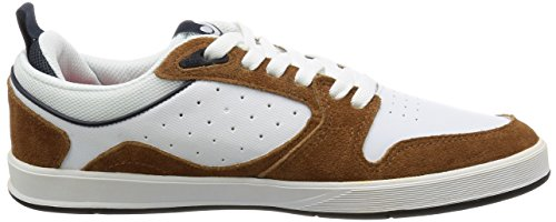 DVS Ignition SC Brown/White Suede Brown/White Suede