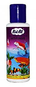 Happie Shop Rid All Anti Fungus For Aquarium 120Ml