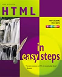 Html In Easy Steps 3rd Edition (In Easy Steps Series) by Mike McGrath (2003-04-03)