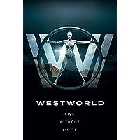 Close Up Póster Westworld - Live Without Limits (61cm x 91,5cm)