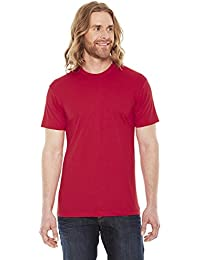 American Apparel - T-shirt - Homme -  rouge - XX-Large