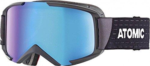 Atomic Unisex All Mountain-Skibrille für Brillenträger Savor M Photo OTG, für alle Lichtverhältnisse, Medium Fit, Live Fit-Rahmen, Photochrome Scheibe, schwarz/photochromic, AN5105512