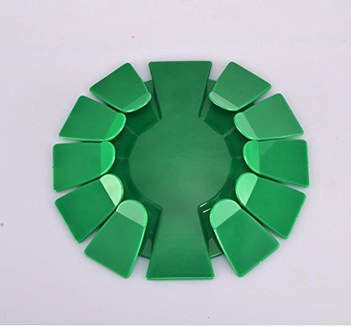 pgm Authentic Golf Disco interno Putting Coppa Putter pratica Disco pratica verde a tazza piatto