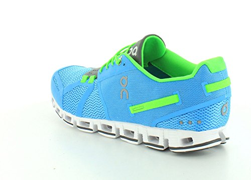 On Running Cloud Olive Flame - 4530 DIVER/LIME