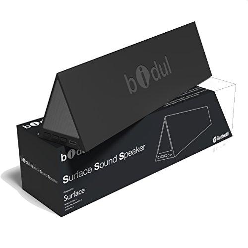 Lautsprechersystem mit Bluetooth / NFC für Microsoft Surface Tablets (kompatibel mit allen Smartphones und Tablets Bluetooth/NFC).