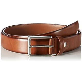 MLT Belts & Accessoires Herren Business-Gürtel London, Braun (light brown 6700), 115 cm