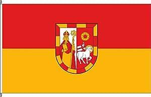 Bannerflagge VG Zweibrücken-Land - 120 x 300cm - Flagge und Banner