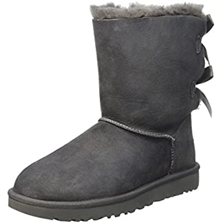 UGG Women's Bailey Bow Half Calf Boots 8