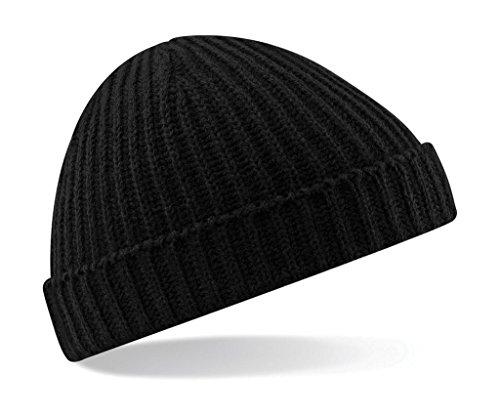 Beechfield Unisex Trawler Beanie Hat Casquette de Baseball Mixte
