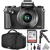 Canon PowerShot G1X Mark III 20.1MP Digital Camera