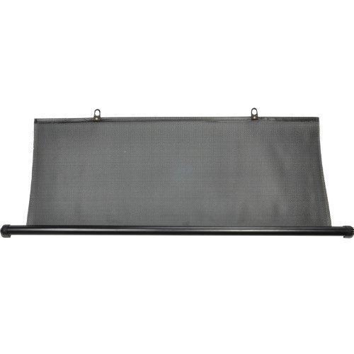 Heckfenster Rollo 100cm einteilig PKW Sonnenrollo Sonnenschutz Scheibenrollo