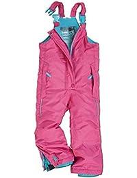 Kleinkinder Schneehose Skihose Pink 74/80 für Mädchen Gefüttert und Wattiert