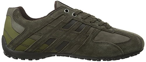Geox Herren Uomo Snake K Sneakers Braun (TAUPEC6029)