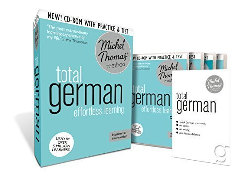 Total German: Revised (Learn German with the Michel Thomas Method) (A Hodder Education Publication) by Michel Thomas (2014-09-01)
