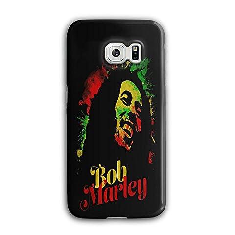 Marley Bob Weed Rasta Reggae Hero 3D Samsung Galaxy S6 Edge Case | Wellcoda