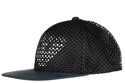 Armani Jeans adjustable men's hat baseball cap green