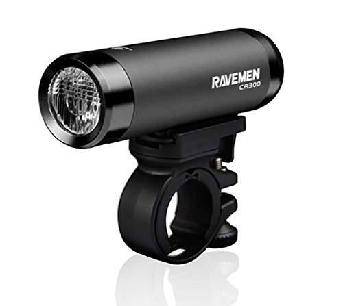 RAVEMEN CR300 LED Fahrradlicht 300lm (Low-light-level)