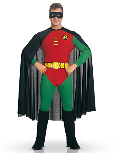 Robin Costume Batman per uomo, taglia M, r15549-s