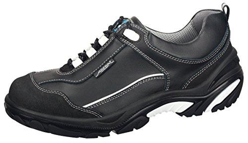 Abeba 4574-48 Crawler Chaussures de sécurité bas Taille 48 Noir