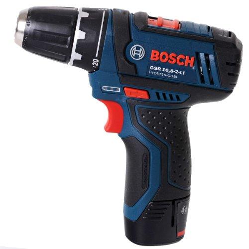 Preisvergleich Produktbild Bosch Professional Akkuschrauber GSR 10,8-2-LI, 0.601.868.107