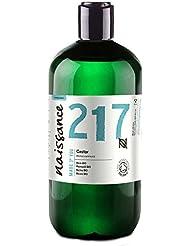 Naissance Huile de Ricin BIO (n° 217) Pressée à froid - 500ml – 100% pure, certifiée BIO, vegan, sans hexane, sans OGM