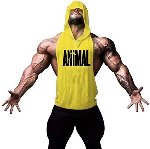gillbro-mens-bodybuilding-stringer-hoodie-gym-tank-top-hooded-waistcoat-animal-patternhm