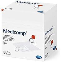 MEDICOMP Kompressen 10x10 cm unsteril 100 Stück preisvergleich bei billige-tabletten.eu