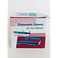 COIPRO Brillenbügelschoner 200 Stück in Spenderbox, 200 Stück preisvergleich bei billige-tabletten.eu
