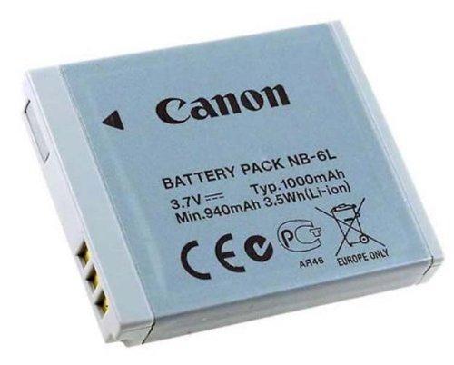 Canon NB-6L Original Li-Ion Akku (1000mAh)