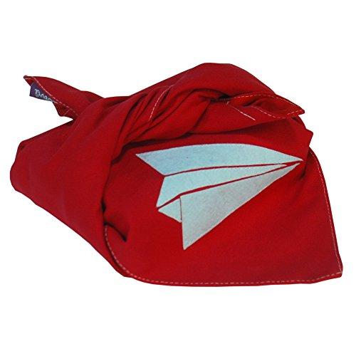[Voyage] à la main le déjeuner sac en tissu toile d'emballage, 19,7*19,7 inch