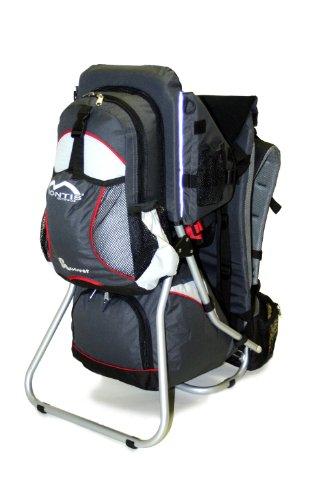 MONTIS HOOVER, Premium Rückentrage, GRAU - 6