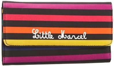 Little Marcel  Noelly 2, Portefeuille femme - Multicolore - Multicolore,