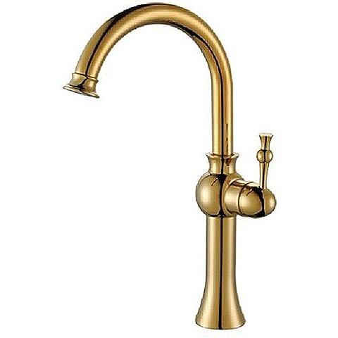 Luxury Classic HOT e COLD rubinetti del lavandino paese di