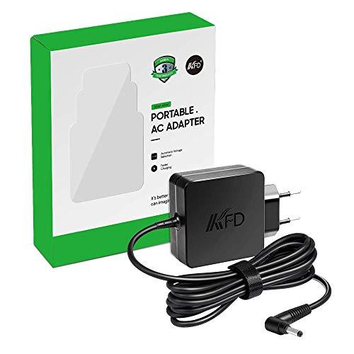 KFD 45W Ladegerät Ladekabel Stecker Netzteil für Lenovo IdeaPad 330s 110S 320S Miix 520 510-12ISK 100S 100 110 120 120S 310 320 510 510S 520S 710S 720 120S-11IAP Flex 4 11 1130, Flex 5 1470 20V 2,25A
