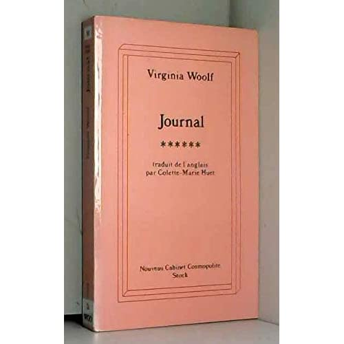 Journal. Tome 6