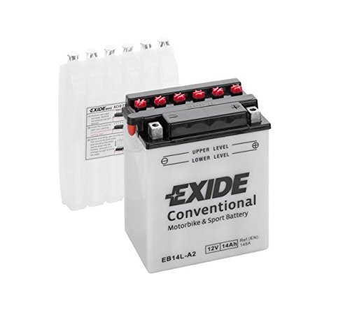 Exide Bike batería–12V–18Ah–190a en–yb18l de a [yb18l de A2]
