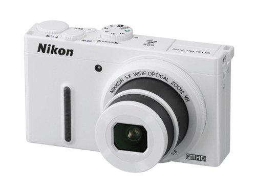 Nikon Dsc Coolpix (Nikon Coolpix P330 Digitalkamera (12 Megapixel, 5-Fach Opt. Zoom, 7,6 cm (3 Zoll) LCD-Dispaly, bildstabilisiert) Artic weiß)