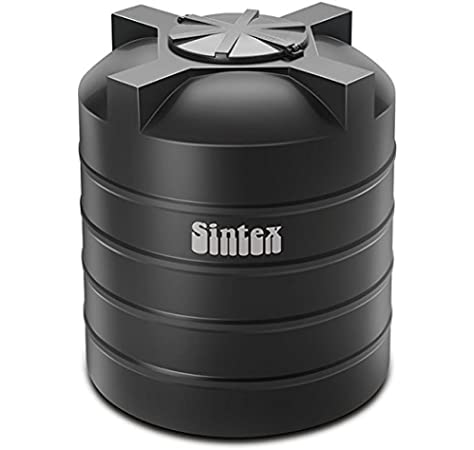 Buy Sintex Plastic Water Tank 5000l Black Online At Low Prices In India Amazon In
