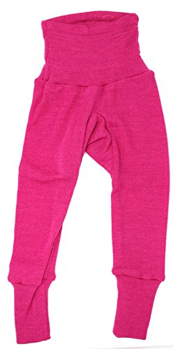 Cosilana Baby Hose lang mit Bund, Größe 62/68, Farbe Pep-Pink