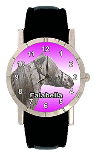 falabella-horse-photo-design-watch-with-leatherband
