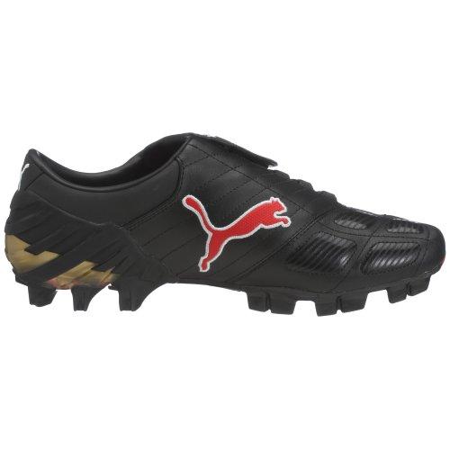Puma–scarpini de football v-kat II GCi FG pour Homme noir - noir