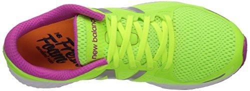 New Balance Nbwzantgp2, Entraînement de course femme Vert - Verde (Green Pink)