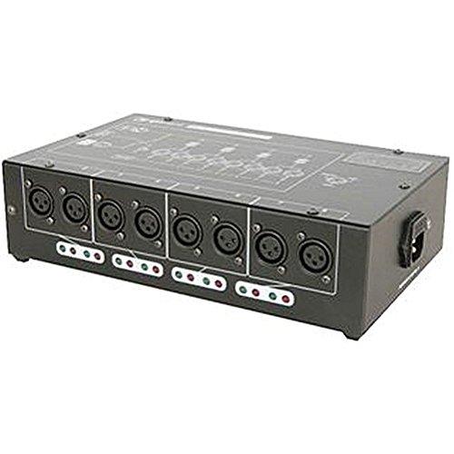 Verteiler DMX 8-Wege Audio visuelle Effekte Einheiten, Verteiler, DMX, 8Wege -