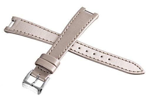 Genuine Raymond Weil Geneve champagne tessuto Watch Band cinturino con...