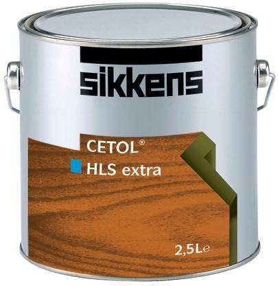 Sikkens Cetol HLS Extra 1 Liter, 020 Ebenholz