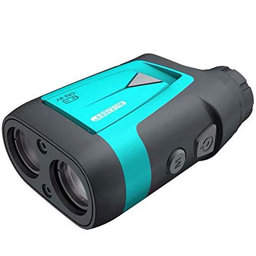 Golf-Entfernungsmesser 600 Yards Outdoor-Laser-Entfernungsmesser-Teleskop Hochpräzise Outdoor-Handheld Elektronische Distanz Golf Gauge -