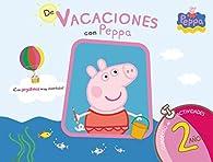 De vacaciones con Peppa - 2 años par  Varios autores