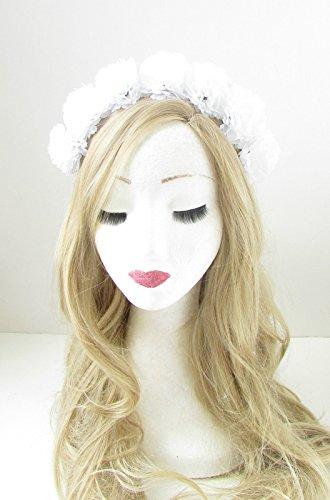 blanc-carnation-fleur-bandeau-festival-boho-guirlande-couronne-cheveux-bande-152-exclusivement-vendu