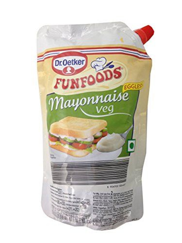 Funfoods Mayonnaise – Vegetable, 875g Pack