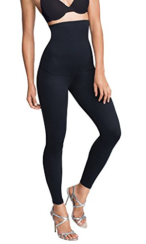 Minimize Leggigngs Slimming Belly Busting Anti-Cellulite Women Ladies Girls Firming Smoothing Seamless Hight Waist Shape Curve Control up Tummy Support Size S to 3XL (8 to 30) (S (8-10))